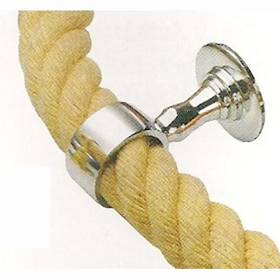 Embout de main courante en corde d corative et embouts laiton - Main courante bois leroy merlin ...